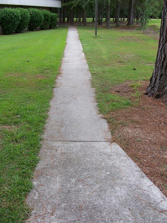 Concrete cleaning driveway cleaning in fayetteville for Driveway cleaning companies