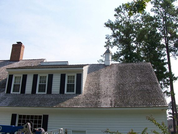 Roof Cleaning Fayetteville Nc Pressure Washing Nc