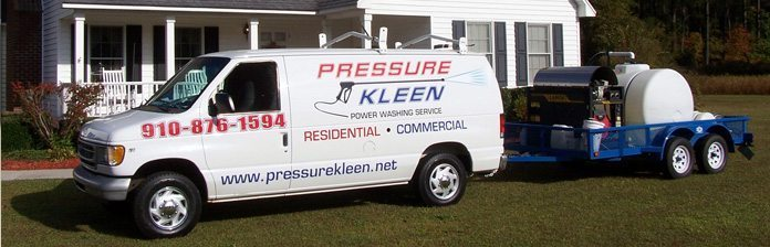 Pressure Kleen Power Washing